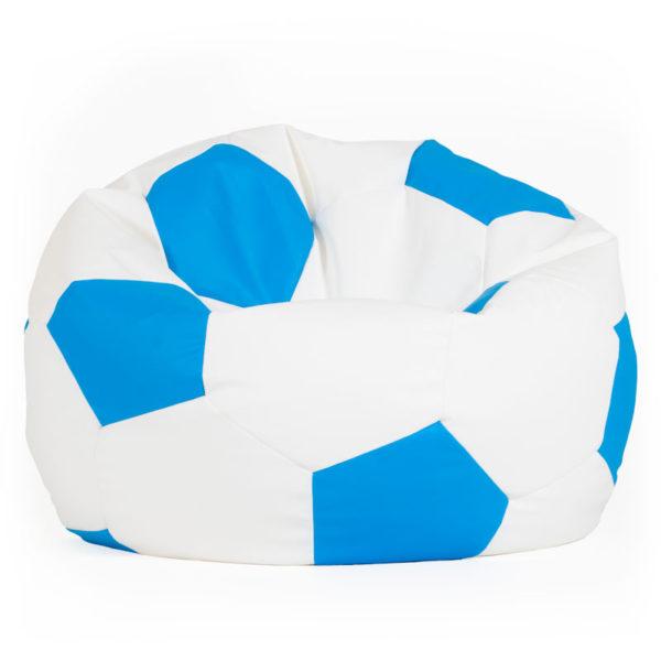Sēžammaiss futbola faniem zils