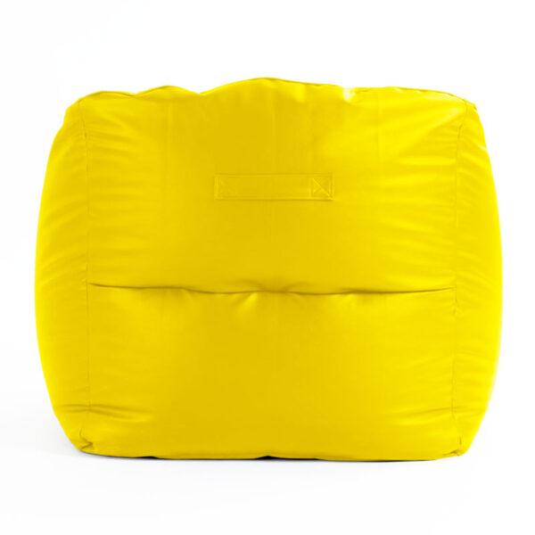 Sēžammaiss DUVI SMART - Dzeltens - aizmugure